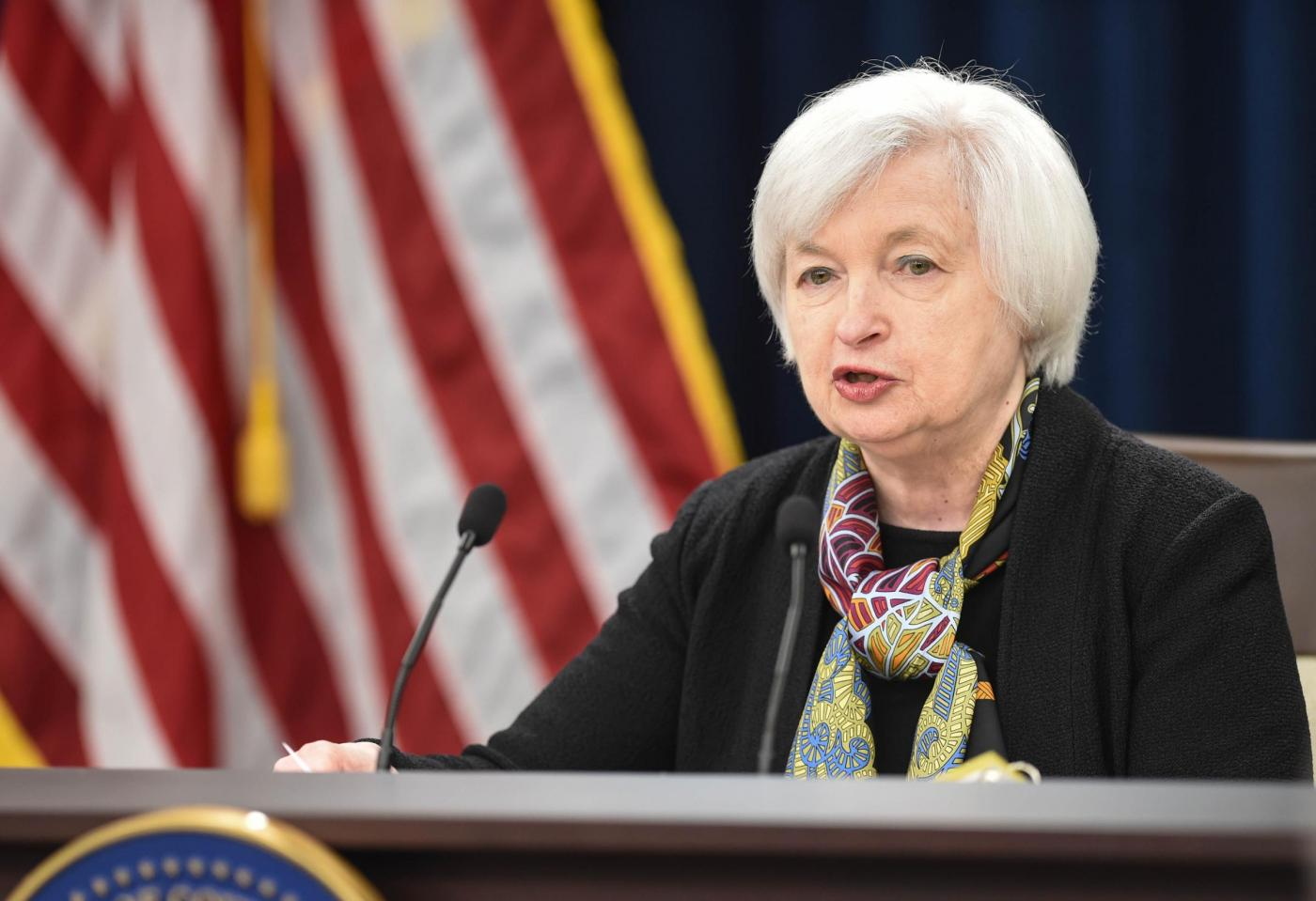 janet yellen, federal reserve